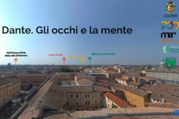 La Ravenna di Dante attraverso tre virtual tour