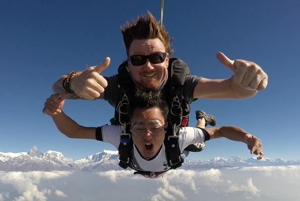 Ciao, mollo tutto e vado in Nepal