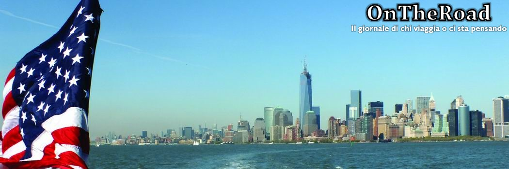 NEW YORK (Usa, New York) - Una skyline dalla drammatica evoluzione, dove l'One World Trade Center ha preso il posto delle Torri Gemelle